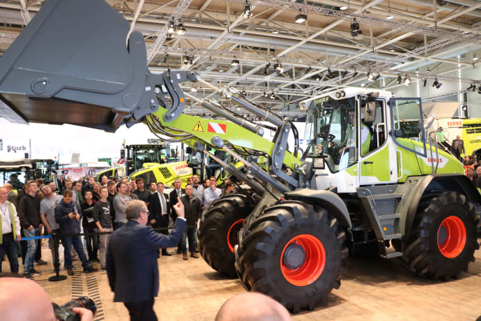 CLAAS TERRA TRAC – it's all about the soil - Swedish Agro