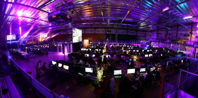Inet åter huvudsponsor för Lanbit Light, Västsveriges största e-sportevent