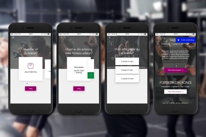 vores sundhed app
