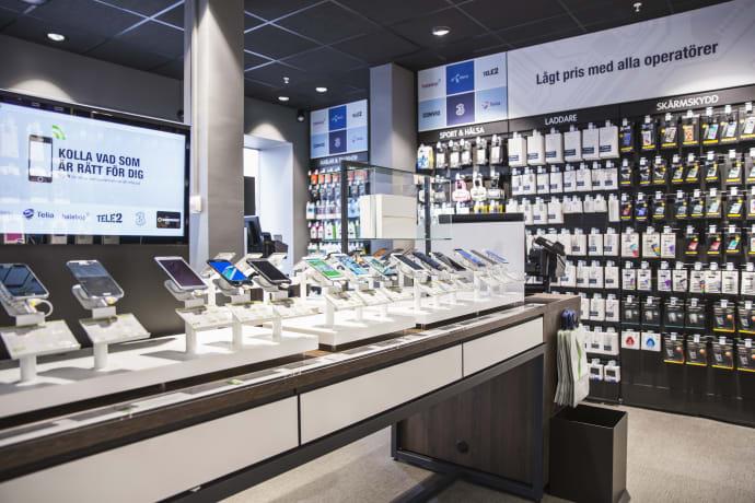 elgiganten mall of scandinavia