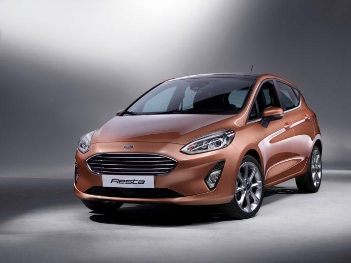 Der Neue Ford Fiesta Anium