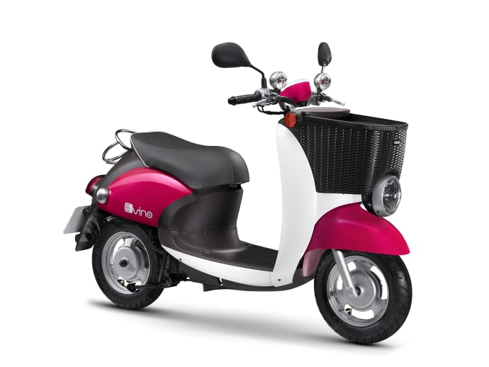 new car releases november 2014Yamaha Motor Releases New EVINO Electric Commuter Bringing more