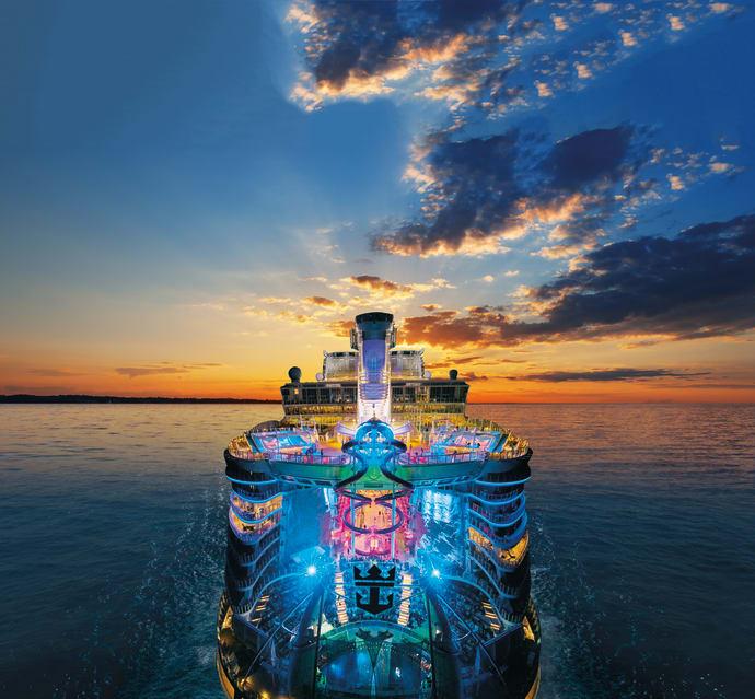 største båt i verden