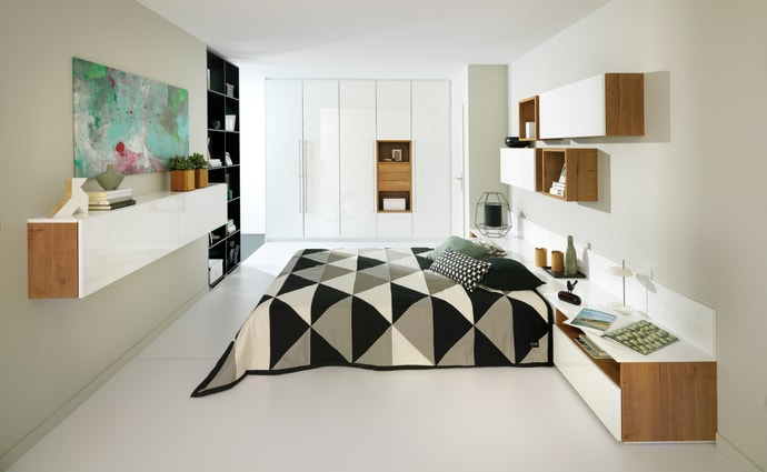 Bliv inspireret til indretningen af dit soveværelse - Schmidt Nordic
