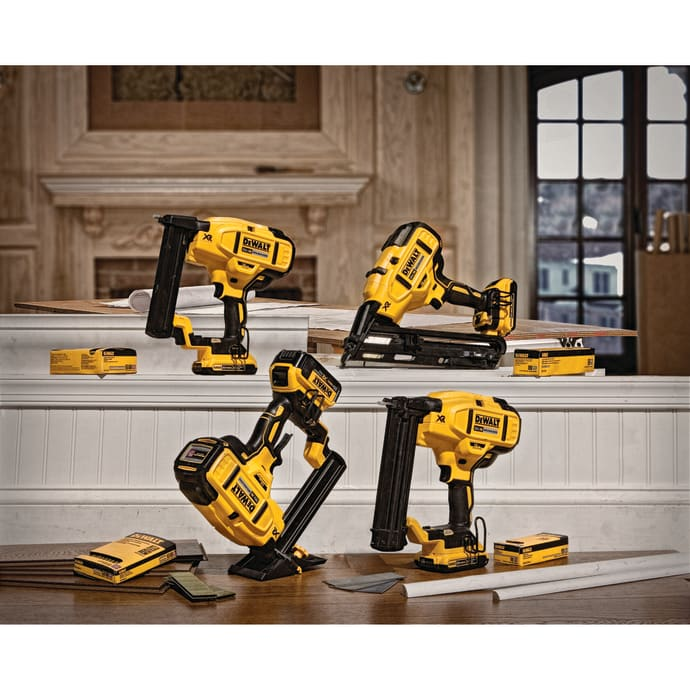 DEWALT® Announces New Cordless Nailer Lineup - DEWALT USA