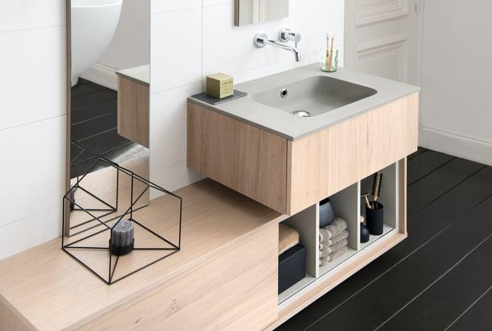løsninger på små bad