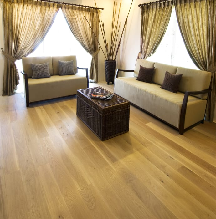 A Good Quality Engineered Wood Uses Real Instead Of Whole Piece Solid It Consists Multiple Ply Layers Which Are Glued Together Unlike