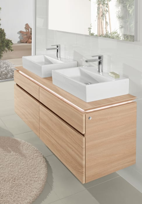 everyone who decides to furnish their bathroom with villeroy boch bathroom furniture has made an excellent choice be it floor units for the washbasins or - Villeroy And Boch Bathroom Furniture
