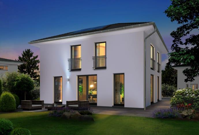 Modernes Stadthaus Für Normalverdiener: Das Neue Flair 152 RE Von Town U0026  Country Haus