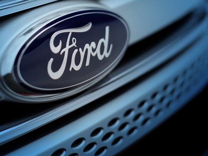 Ny VD hos Ford