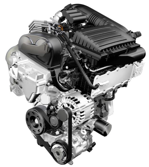 International Engine Of The Year Trophies For Volkswagen's Tsi