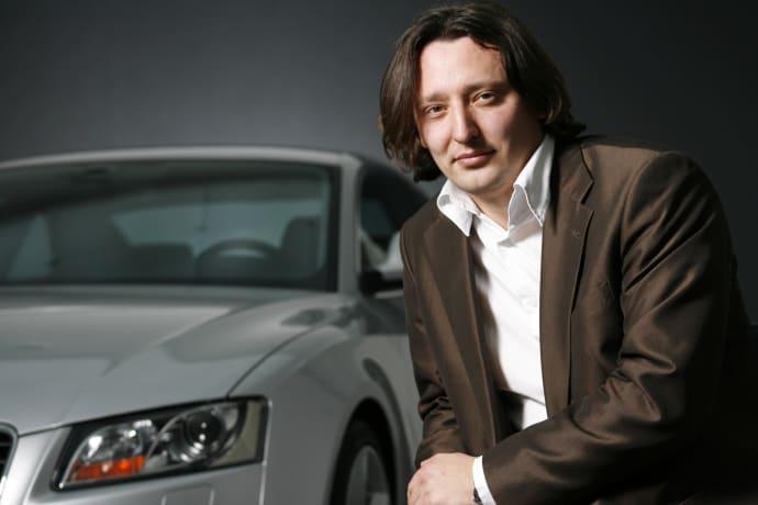Jozef Kaban - prestup z BMW k dizajnu Rolls-Royce