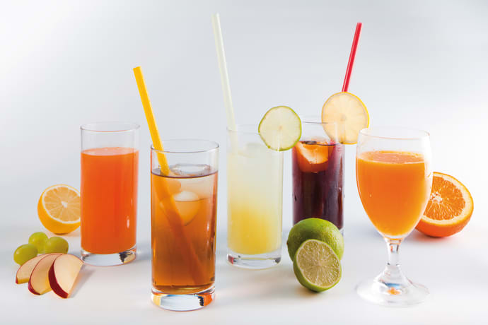 Süße Getränke - Süßstoffe süßen ohne Kalorien - Süßstoff Verband e.V.