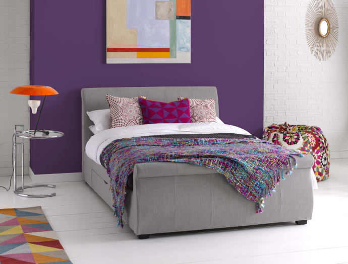 the new bed frame collection from dreams modern inspiration for a better nights sleep - New Bed Frame