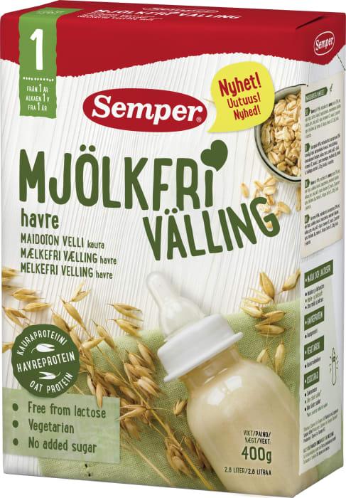 semper mjölkfri välling