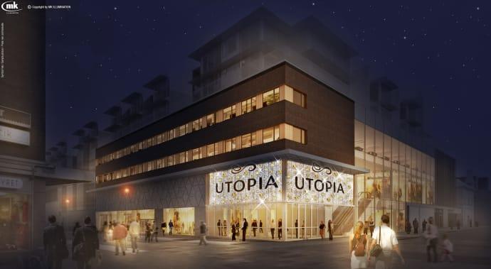 frisör utopia umeå