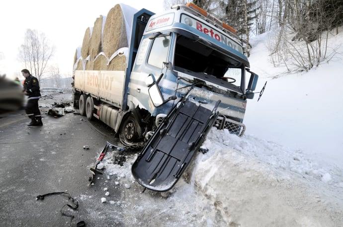 ulykke på e6