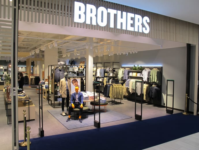 Brothers mall of scandinavia
