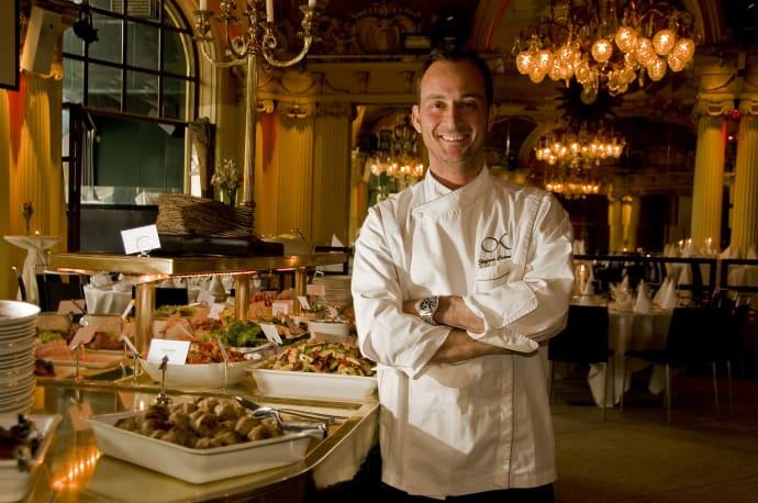 Operakällarens Smorgasbord with Stefano Catenacci - Nobis Hotels ...