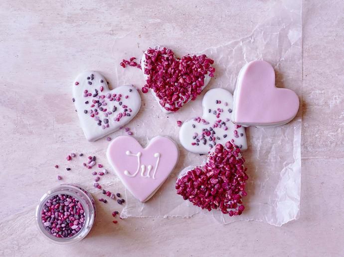 nougat konfekt opskrift