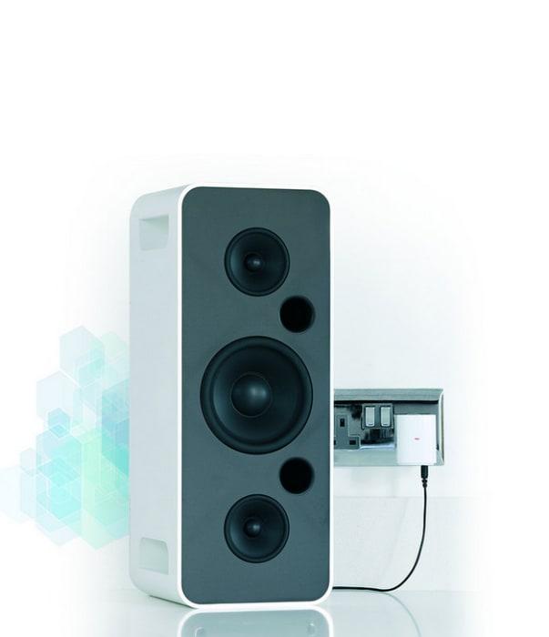 trådløs højtaler til android