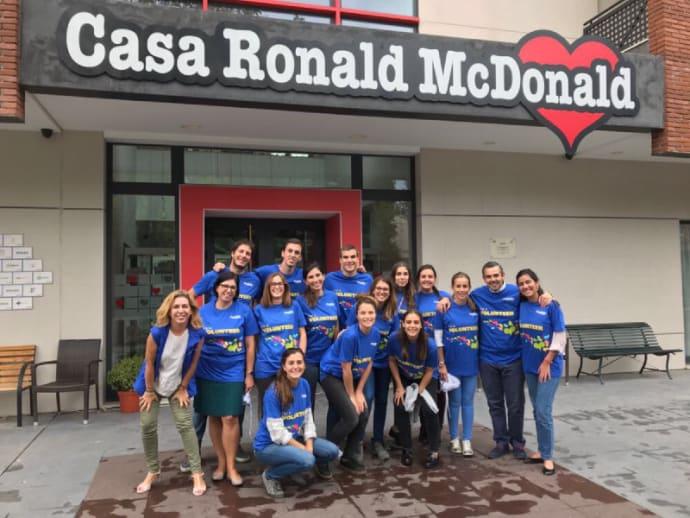 Mondelez International cierra su mes de voluntariado con una ...