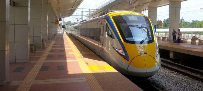 Αποτέλεσμα εικόνας για Malayan Railways (KTMB) will meet suppliers at the 7th International Railway Summit
