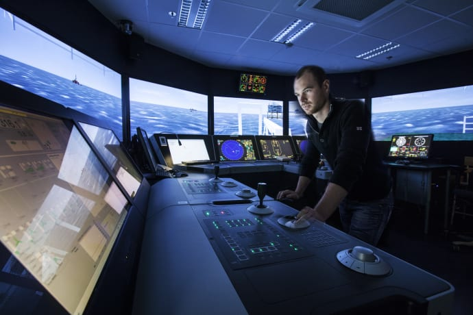 International study: Chalmers a top maritime university - Chalmers ...