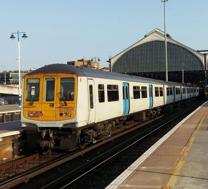 trein gatwick brighton