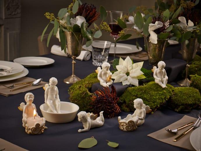 Accessoires d\'hiver pour un intérieur raffiné - Classic Christmas ...