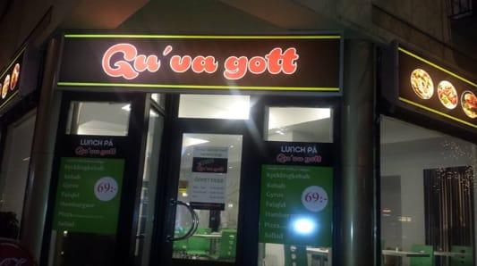 gu va gott meny