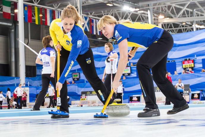 danske curling kvinder