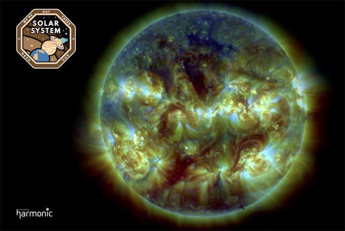 NASA TV HD and NASA TV UHD distributed on Eutelsat satellites