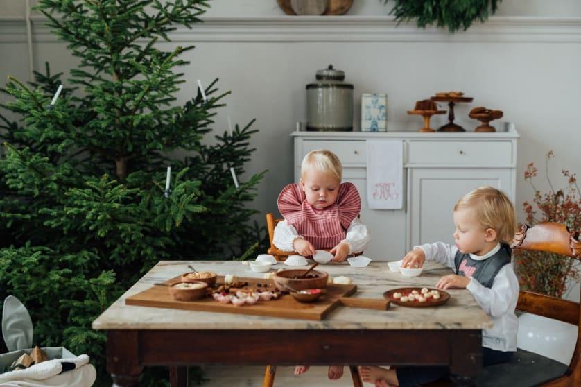 Kerstmis bij Elodie details