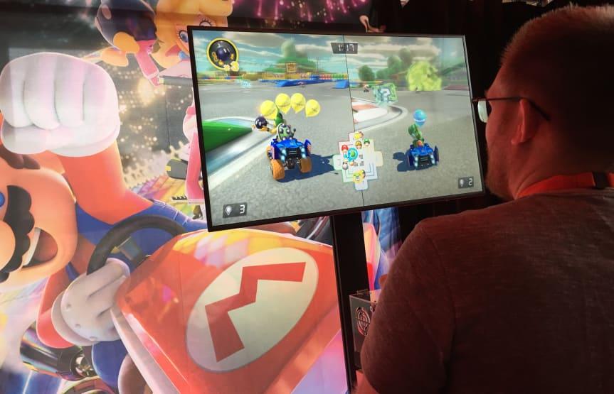 Nattöppet hos Inet när Nintendo Switch släpps 2