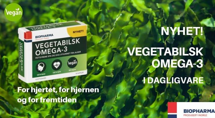Visste du det har om algen