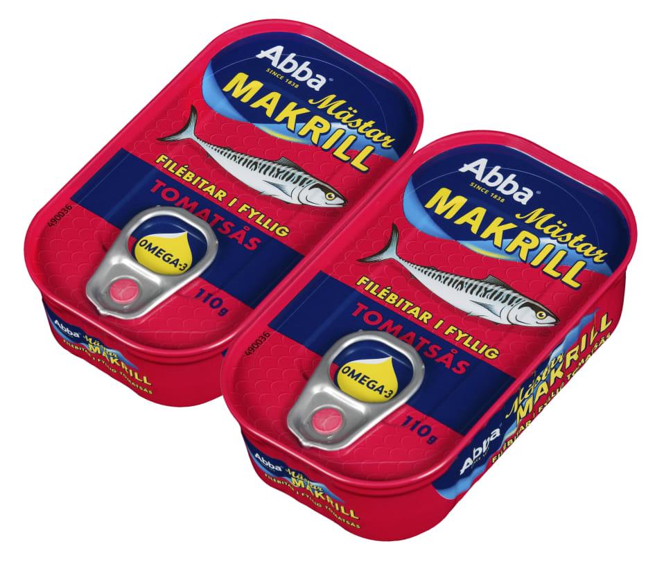 makrill i tomatsås omega 3