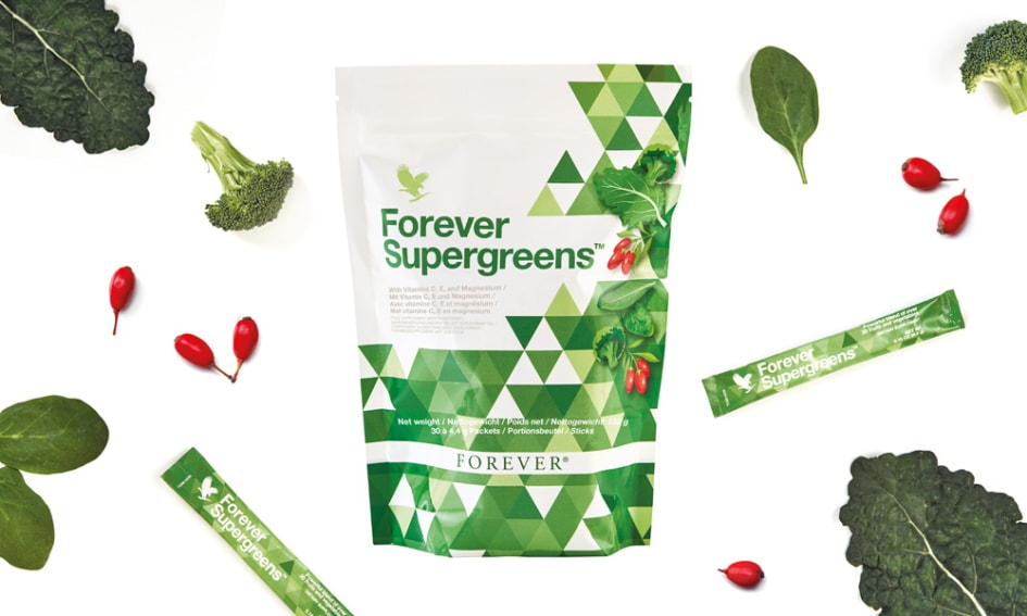 Forever Supergreens - Forever Living FBO picture bank