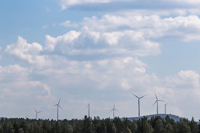 Vindkraft for tre miljarder