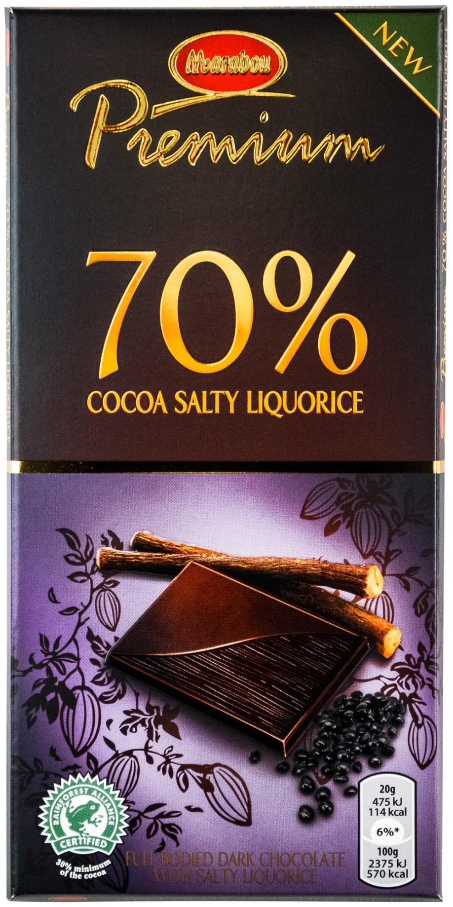 marabou mörk choklad kcal