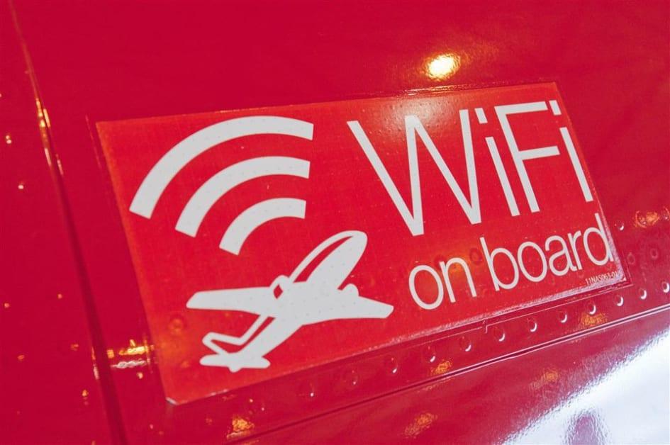 Norwegian wifi om bord