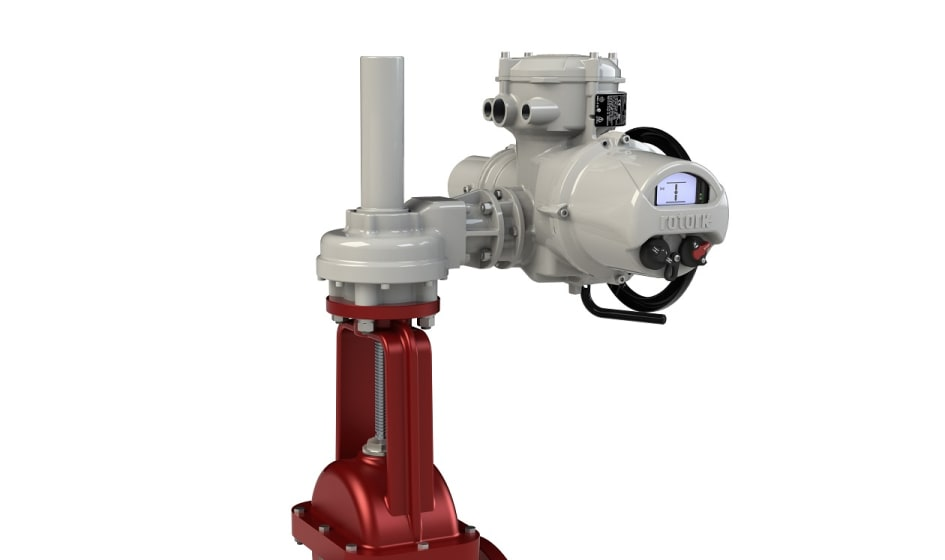 Increased Rotork valve automation improves operations at