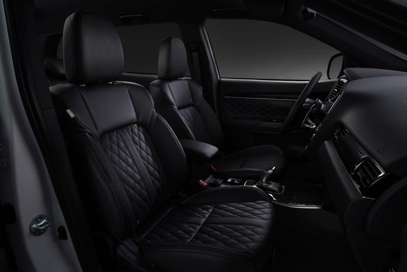 Outlander Phev 2019 Interior Mitsubishi