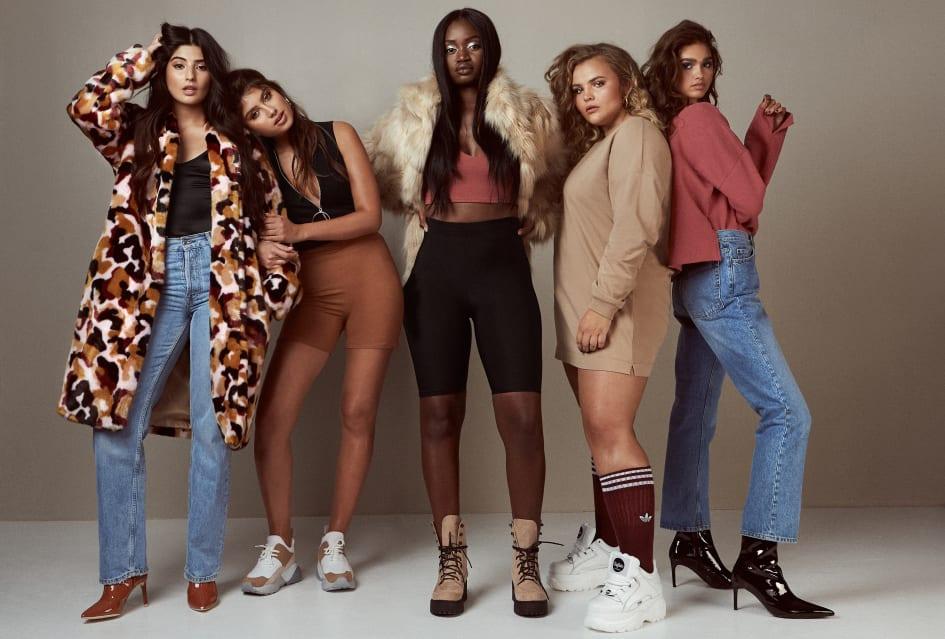 23c9f0f8530a #NellyNewFaces är ett långsiktigt koncept och initiativ som ska hjälpa  modeaktören att hitta modeller i alla storlekar och utseendet, något som  idag saknas ...