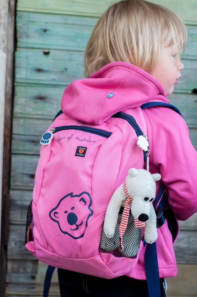 ryggsäck barn vandring