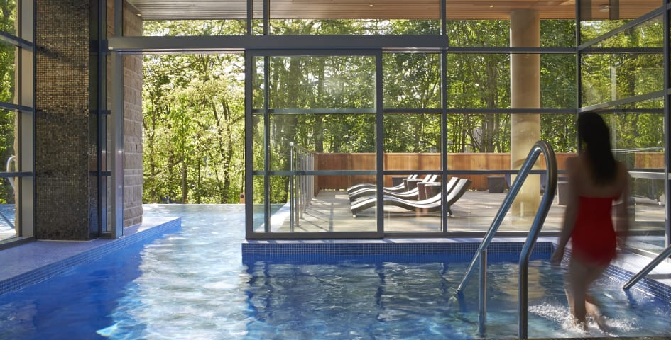 Aqua Sana Woburn Forest Has Been Named One Of The Four Finalists In World Spa And Wellness Awards Resort Year Western Europe