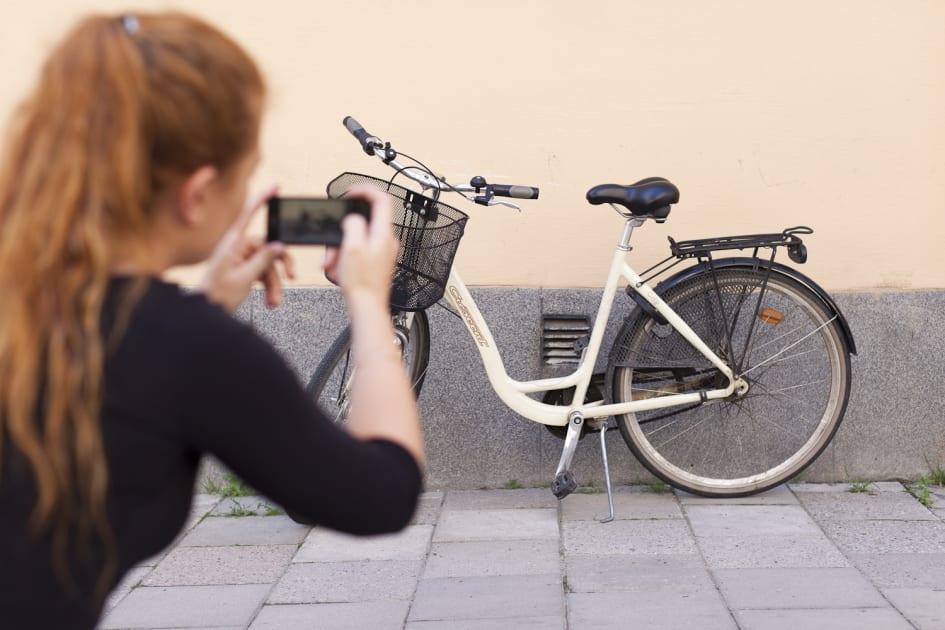 begagnade cyklar elcykel