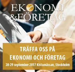 ekonomi företag stockholm