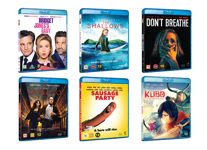 New Titles In February From Universal Sony Pictures Home