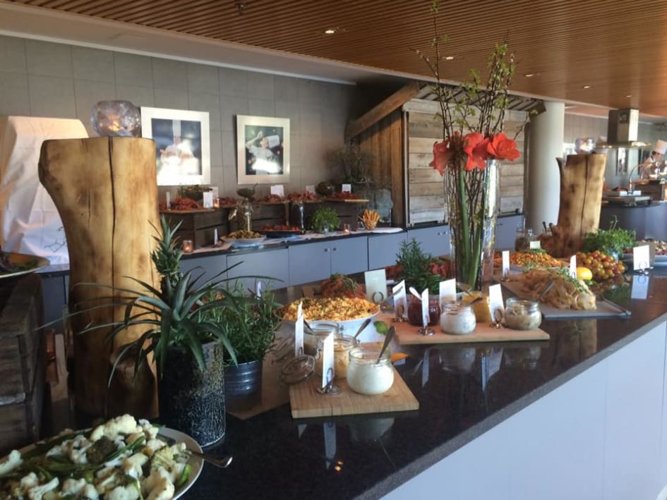 Hotel norge frokost